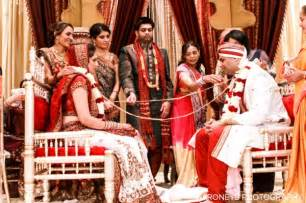 indian wedding ceremony gorgeous indian wedding ceremony with modern mandap by aaroneye photography woodland los