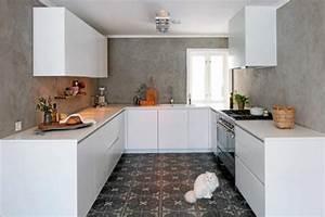 Betonová stěrka do kuchyně