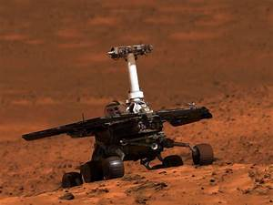 Could Simulations Have Kept Mars' Spirit Rover Rolling?