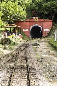 Railway Khuntan Tunnel 1352 10 M  Long At Lampang Thailand