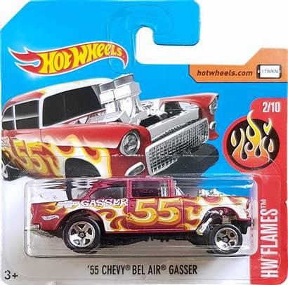 Chevy Air Gasser Bel 55 Cars Hobbydb