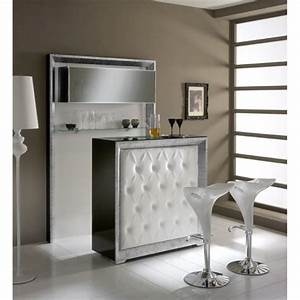 meuble de bar design clara achat vente meuble bar With bar pour maison design