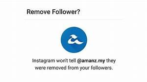 Instagram Sedang Menguji Kemampuan Membuang Pengikut