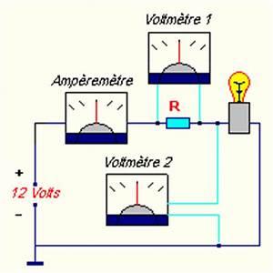 Amperemetre En Serie : electronique 3d les resistances le potentiometre ~ Premium-room.com Idées de Décoration