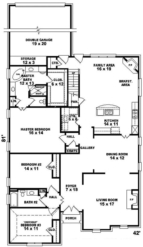 house plans and more louisiana european country home plan 087d 0646 house plans