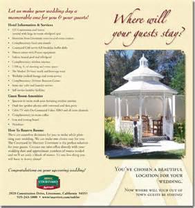 wedding programs images imagesetters brochure portfolio
