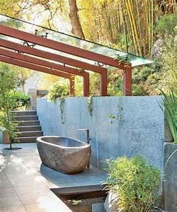 amenagement petit jardin idees et astuces pour l39optimiser With amenagement jardin petite surface 11 terrasse style jardin japonais
