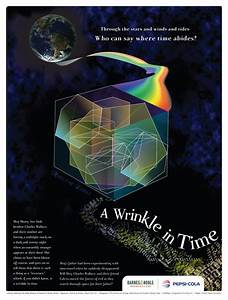 "Book Poster, ""A Wrinkle in Time"" by Lane Williams, via ..."