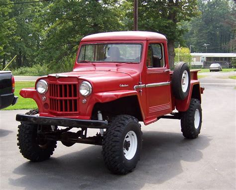 1962 willys jeep pickup chris 1962 willys pickup hrja online community