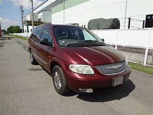 Chrysler GRAND VOYAGER LIMITED, 2003, used for sale