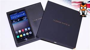 Huawei Mate 8 Unboxing  U0026 Hands On
