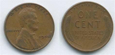 1942 Lincoln Wheat Penny
