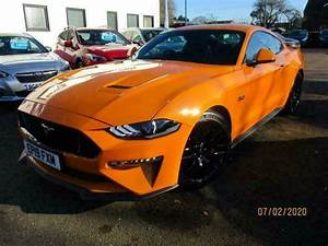 2019 Ford Mustang 5.0 V8 GT 2dr Auto 450ps 10spd Pk 2 RECARO COUPE Petrol Manual | in Braintree ...