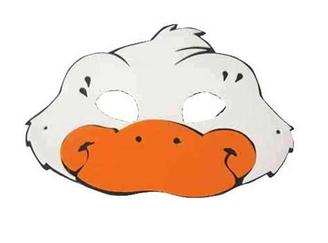 como hacer mascaras de patos m 225 scara pato branco em festashop