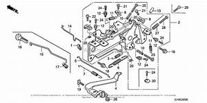 Honda Engines Gx620k1 Qyf Engine  Jpn  Vin  Gcad