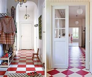 24 best carreaux de ciment images on pinterest tiles for Kitchen colors with white cabinets with papier peint imitation carreaux de ciment