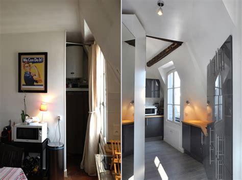 chambre de bonne lyon la transformation de chambres de service en appartement