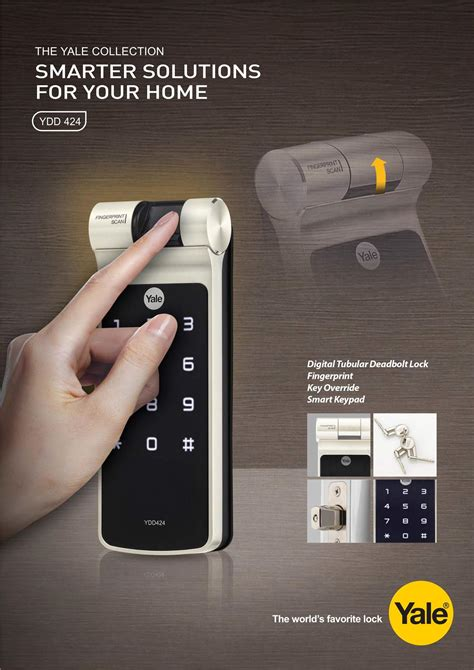 yale ydd digital yale ydd 424 lock biometric end 11 5 2017 10 15 pm