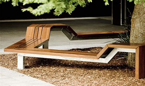 benches  outdoors outdoor garden seating landscape