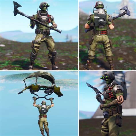 A modern warrior [Tech Ops + Steelcast, Clean Cut, Warthog ...