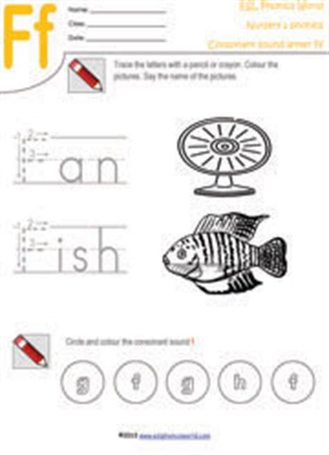 printable consonant sound worksheets beginning consonant