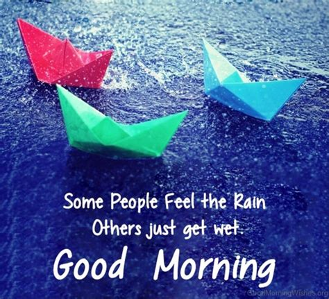 good morning wishes   rainy day happy wishes