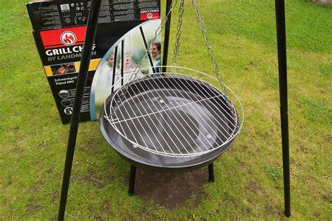 Grill Landmann by Landmann Tripod Charcoal Barbecue Cfire Cooking