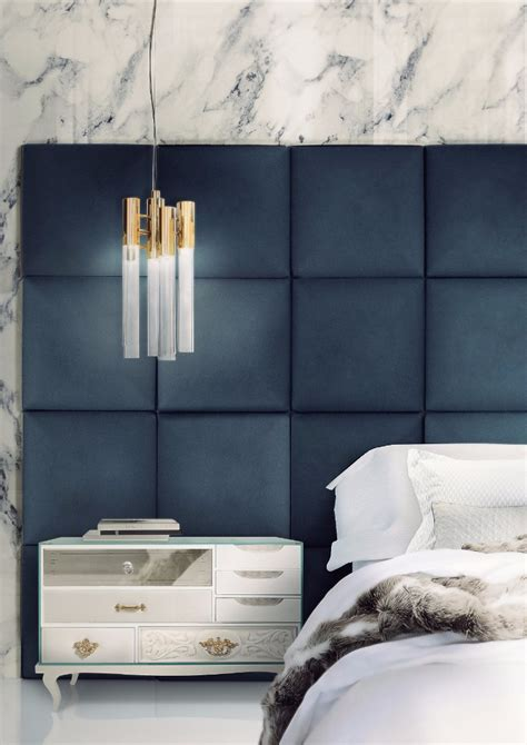 Ideas Navy Blue Walls by 10 Charming Navy Blue Bedroom Ideas Master Bedroom Ideas