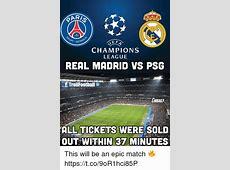 NTGER CHAMPIONS LEAGUE REAL MADRID VS PSG Ena F