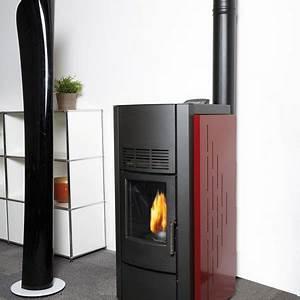 Poele A Granule Hydraulique : poeles cheminees et chaudieres a bois et a granules la ~ Farleysfitness.com Idées de Décoration