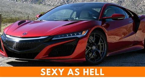acura nsx red interior price   top speed youtube
