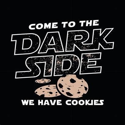 Dark Side Cookies Come Wars Star Resist
