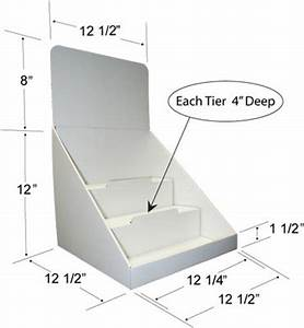get countertop shipper display boxes from instabox canada With pop display templates