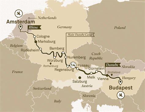 jewels  europe scenic  river cruise