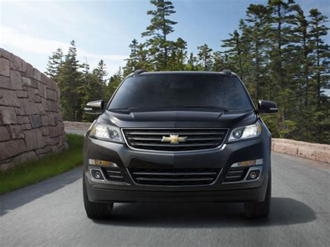 2013 chevrolet traverse overview the news wheel