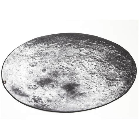 tapis rond motif lune moon merowings
