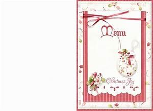 Modele De Menu A Imprimer Gratuit : carte de menu vierge a imprimer gratuitement le garde manger ~ Melissatoandfro.com Idées de Décoration