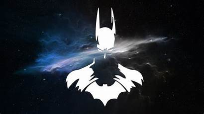 Knight Dark Batman Wallpapers Galaxy Abstract Desktop