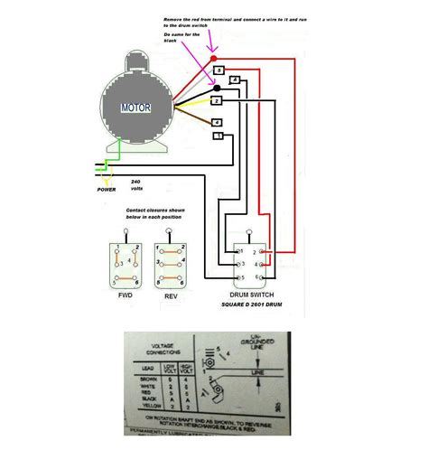 Have Volt Capacitor Start Motor That Need Put