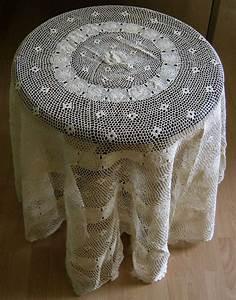 Tischdecke Rund 180 : tischdecke rund 180 cm handarbeit beige baumwolle ebay ~ Eleganceandgraceweddings.com Haus und Dekorationen