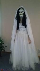 Scary Zombie Bride Costume
