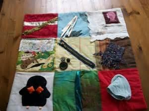 Fidget Lap Blankets for Dementia Patients