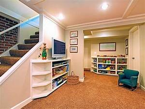 Idea Modern Cool Basement Idea Waterproof Basement Basement Design Ideas For Family Room