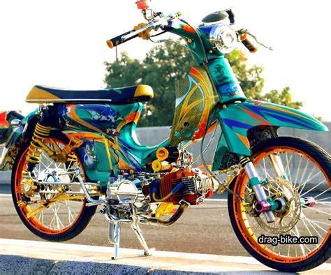 Motor Klasik Modifikasi by Motor Klasik Honda 70 Modifikasi Jamandulu