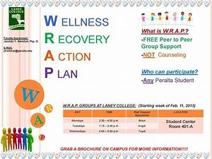 wellness recovery action plan worksheet template project With recovery action plan template
