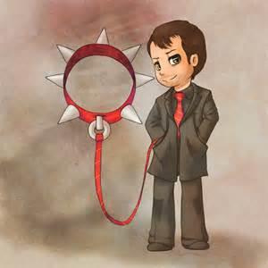 Chibi Crowley Supernatural Fan Art