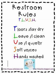 Mrs solis39s teaching treasures oh myi have a restroom for Bathroom signs for classroom