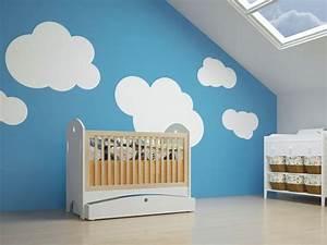 Sticker Für Die Wand Kinderzimmer : kinderzimmer bunt gestalten tolle ideen tipps f r die ~ Michelbontemps.com Haus und Dekorationen