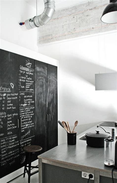 tableau craie cuisine décoration cuisine personnalisée à la craie