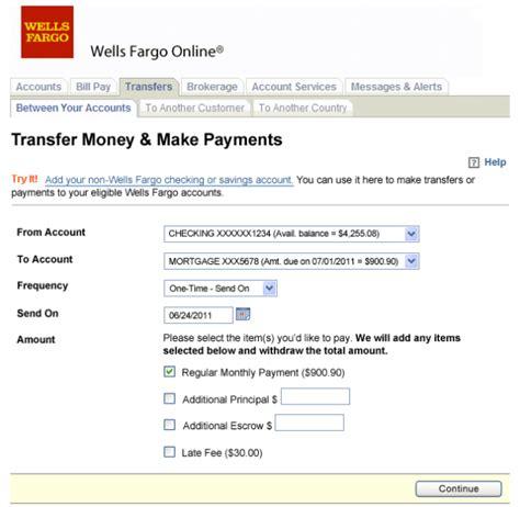 Modification Fargo Mortgage by Pay Fargo Mortgage Login Bill Bill
